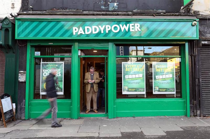 Paddy Power Number