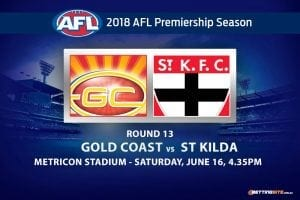 Gold Coast v Saints