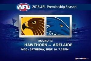 Hawks vs Crows