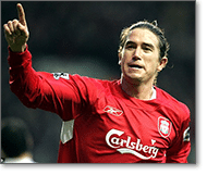 Kewell at Liverpool