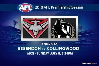 Bombers v Magpies