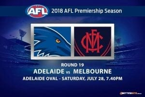 Crows v Dees