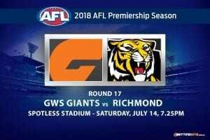 GWS v Richmond