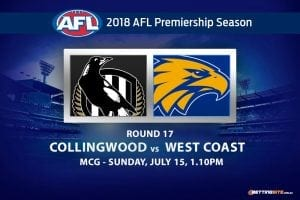 Magpies v Eagles