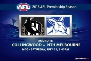 Magpies v Roos