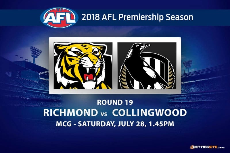 Tigers v Magpies