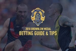 2018 Brownlow Medal betting