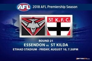 Bombers v Saints