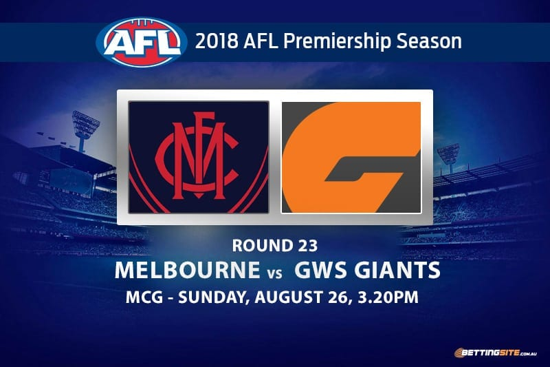 Demons v Giants