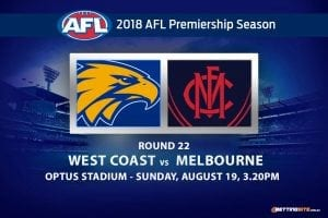 Eagles v Demons