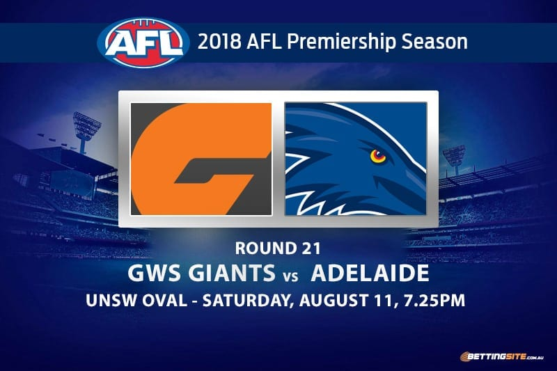 Giants v Crows