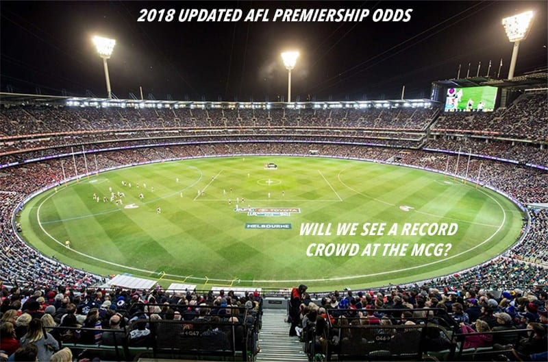 AFL prelim crowds