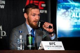 Conor McGregor UFC betting news