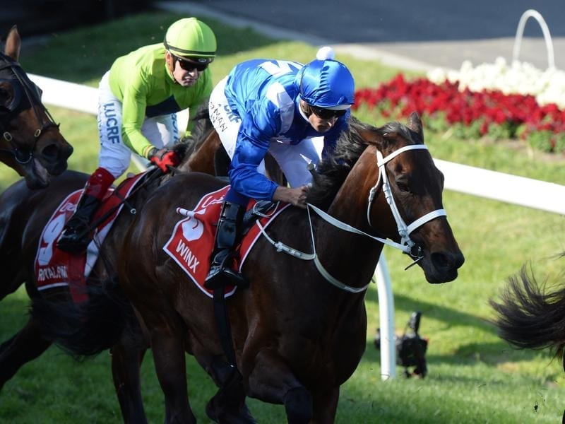 Cox Plate 2018 Race Time
