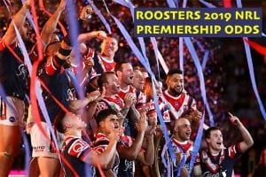 Roosters 2019 NRL