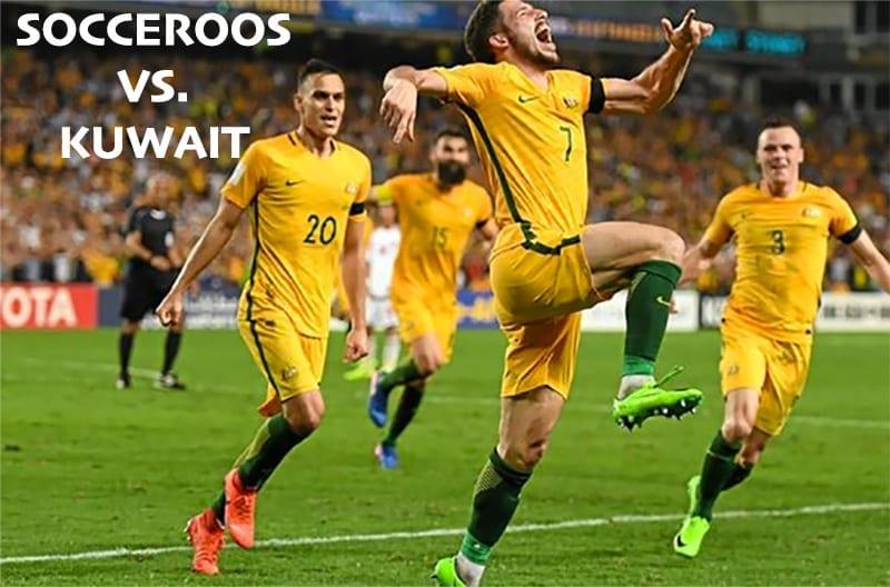 Socceroos vs Kuwait