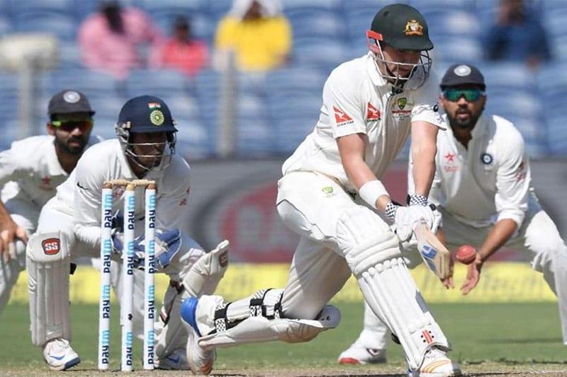 Australia vs. India cricket betting news
