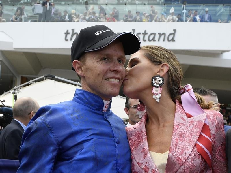 Kerrin McEvoy and his wife Cathy.