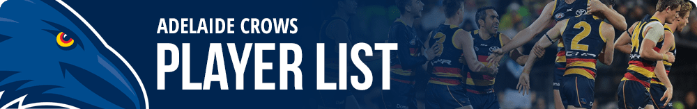 Adelaide crows player list