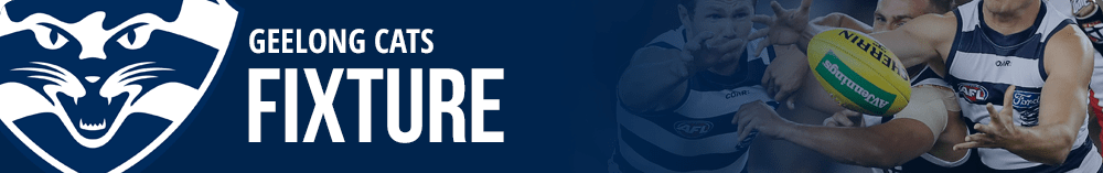Geelong Cats fixture