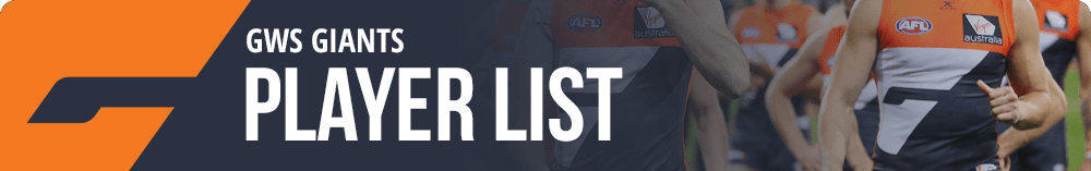 gws giants player list