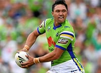 Canberra Raiders NRL betting