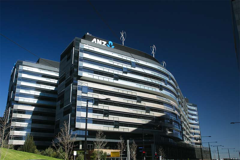 ANZ feels pressure from banking royal commission