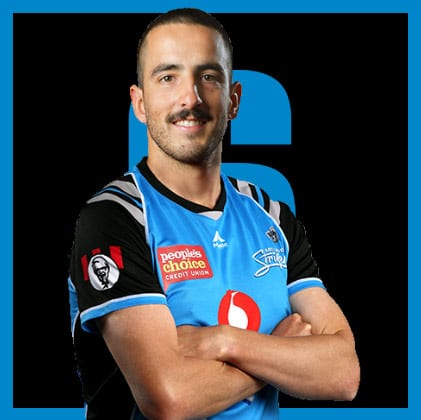 Adelaide Strikers BBL stats