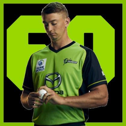 Daniel Sams T20 stats