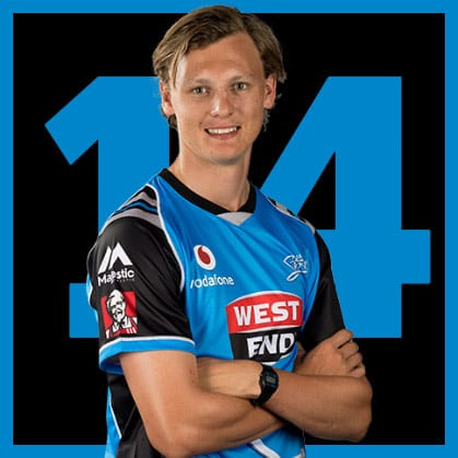 Adelaide Strikers T20 stats