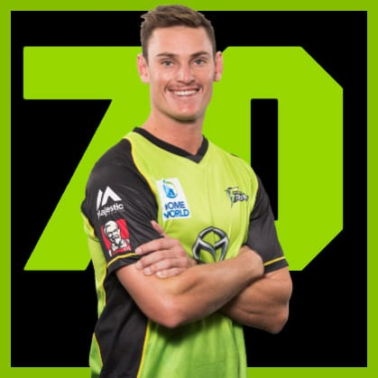 Jay Lenton T20 stats