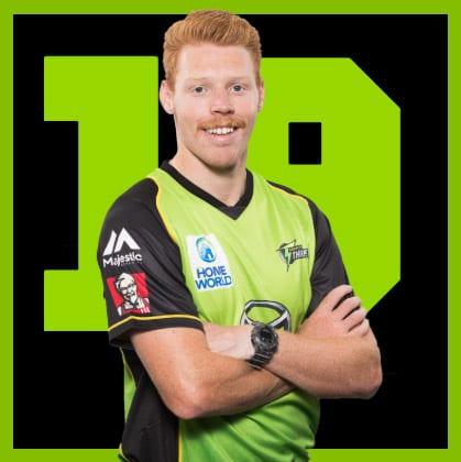 Liam Hatcher T20 stats