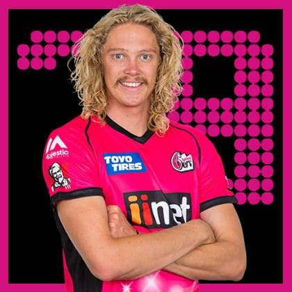 Sydney Sixers T20 stats