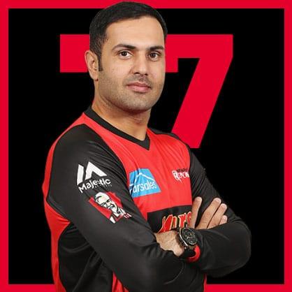 Melbourne Renegades T20 stats