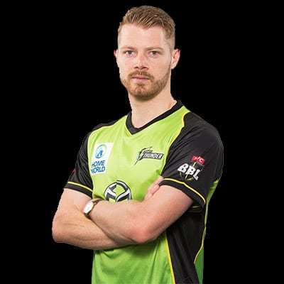 Nathan McAndrew T20 stats