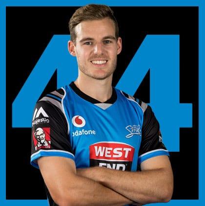 Nick Winter T20 stats