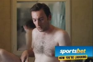 Sportsbet 'manscaping' advertisement