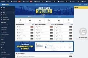 Sportsbet Australia - new gambling framework australia