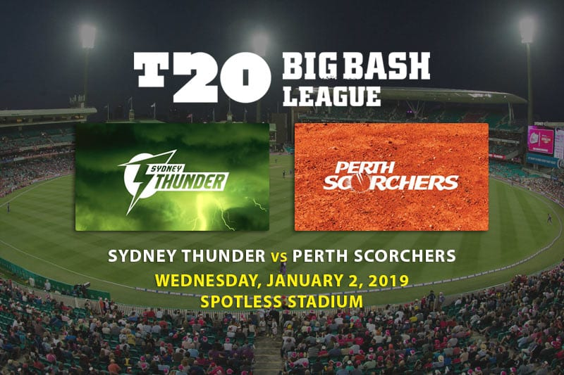 Big Bash League cricket betting tips