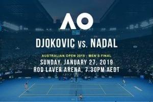 Djokovic v Nadal