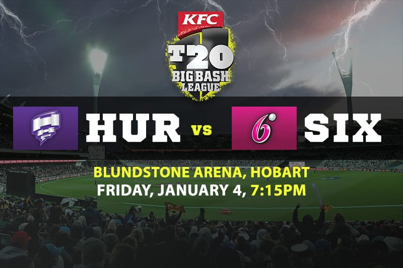 Hobart v Sixers