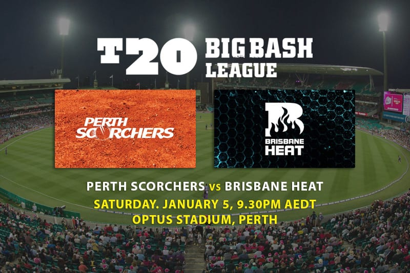 Scorchers v Heat
