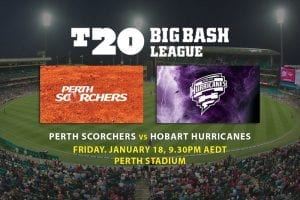 Scorchers v Hurricanes