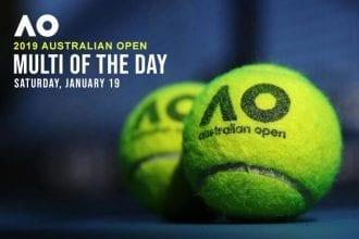 Latest tennis betting tips