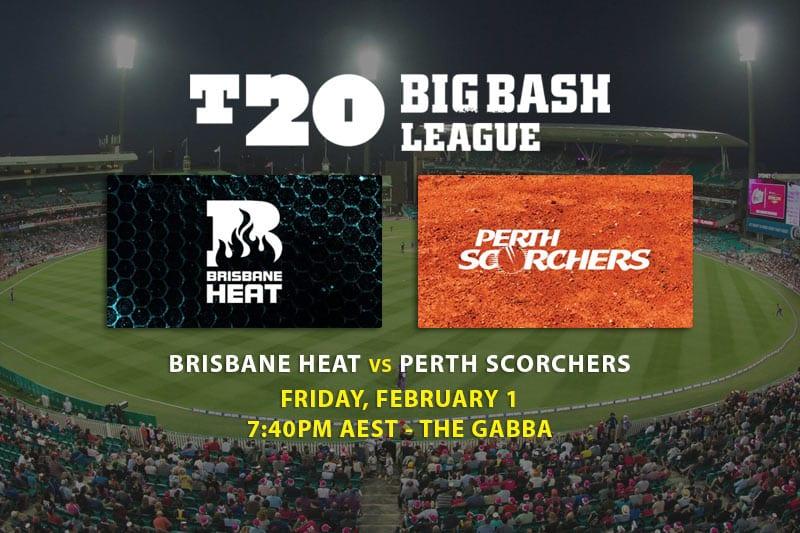T20 Big Bash League betting tips