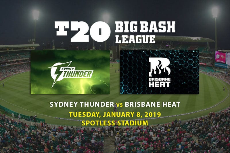 T20 Big Bash League betting tips