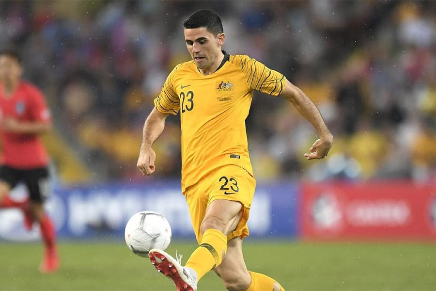 Socceroos betting tips