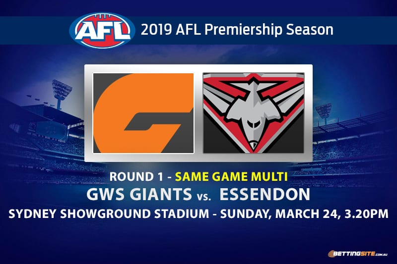 GWS v Essendon