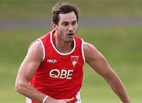 Daniel Menzel AFL betting