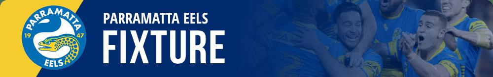 Parramatta Eels NRL fixture